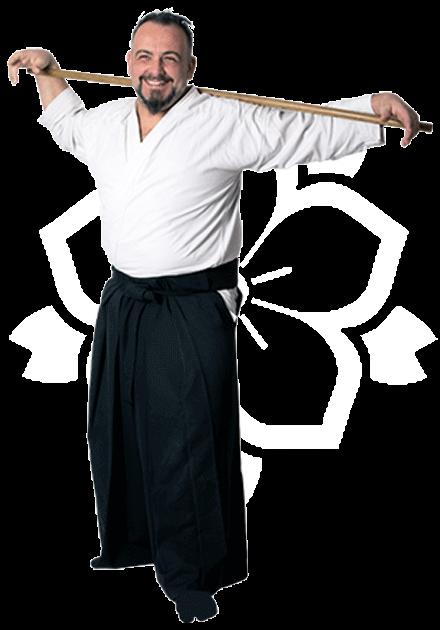 Aikido Fabio Ramazzin palestra cardano al campo in provincia di varese vicino a Gallarate